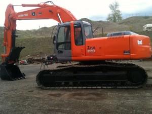 Full size Excavator