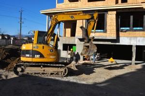 Commercial Excavator