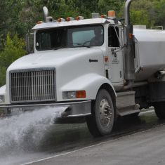 3500 Gal Water Truck