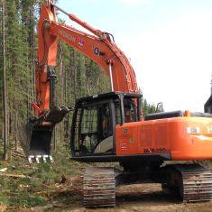 290 Excavator