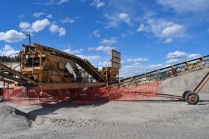 Custom crushing & screening